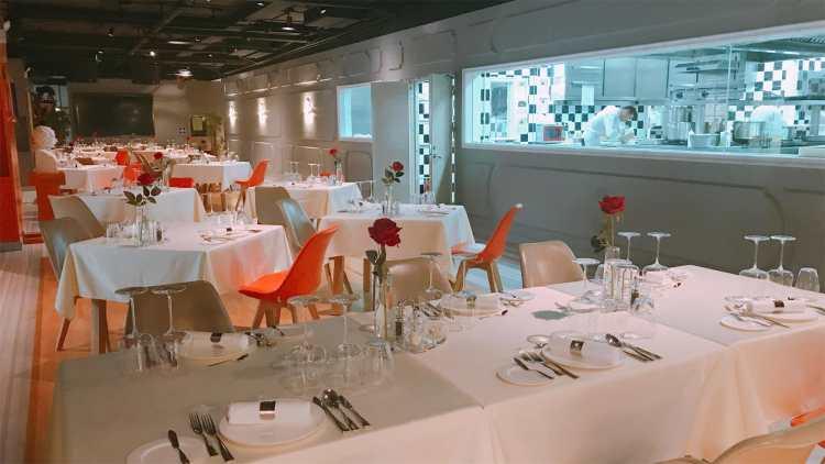 L' étoile 星·法国酒窖餐厅