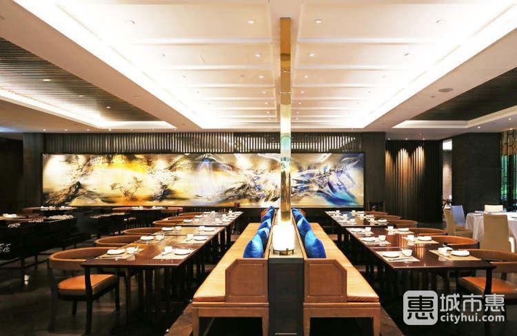 广州威斯汀酒店-知味西餐厅