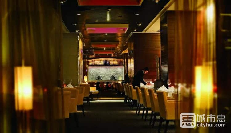 金融街洲际酒店-巨扒房Steak Exchange