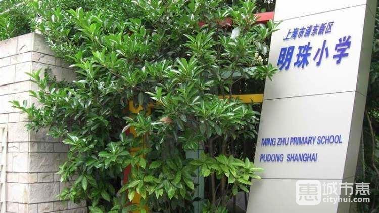 上海市浦东新区明珠小学