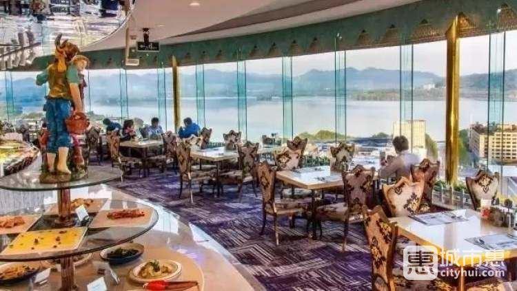 友好饭店-西湖旋转餐厅
