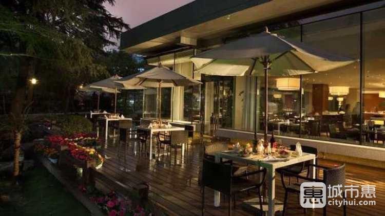 黄龙饭店-D'cafe自助餐厅