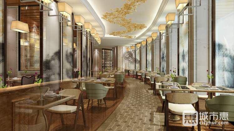 雷迪森广场酒店-绿荫咖啡厅