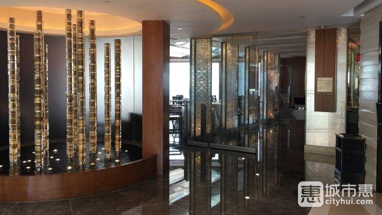 香港四季酒店-龙景轩